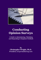 Conducting Opinion Surveys - Wright