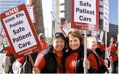 Unions In Healthcare