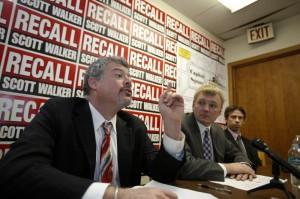 Dems Fear Massive Wisconsin Cash Drain