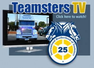 "Filming Starts on ""Teamsters"" Reality Show"