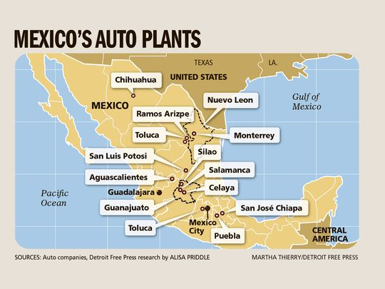 mexican-auto-plants
