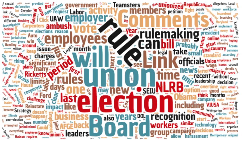 Labor Relations Ink November 2017