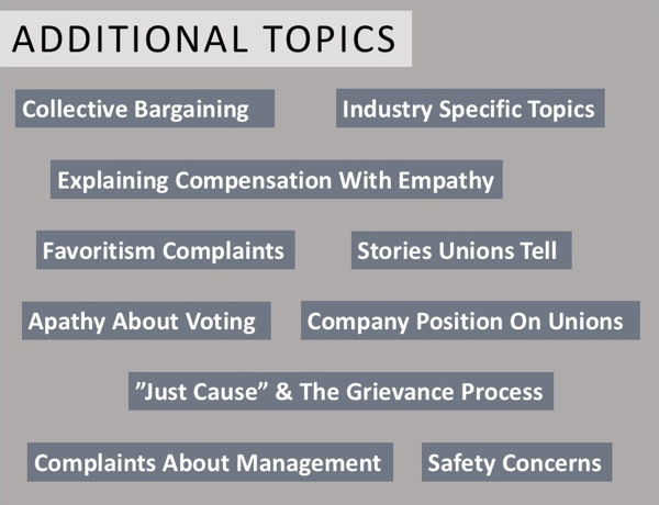 current labor relations issues 2019