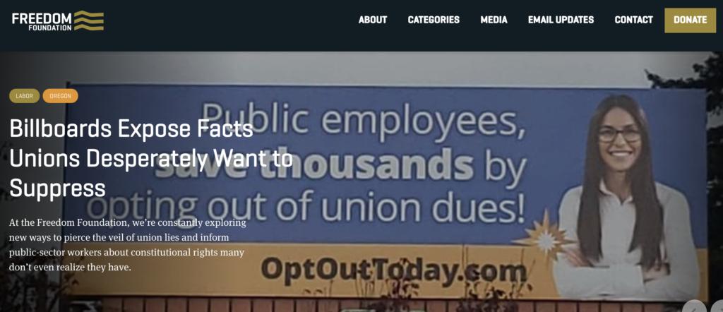 Union Membership Plummets in Northwest Post-Janus