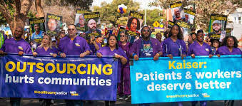 Healthcare Strike Threatened By Kaiser Union Coalition