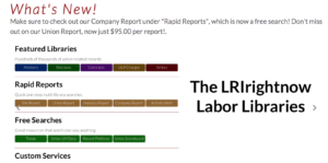 Labor Relations INK January 2021